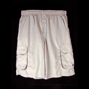 Quiksilver Cargo Shorts Mens Medium